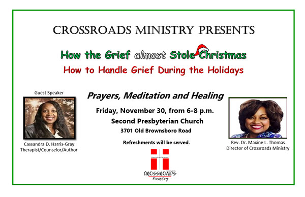 Crossroads Ministry Presents
